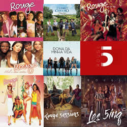 Download Rouge - Discografia Completa de 2002 a 2019